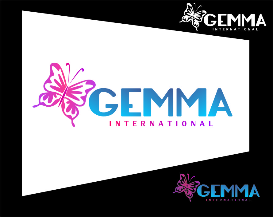 Logo Design by RasYa Muhammad Athaya - Entry No. 123 in the Logo Design Contest Artistic Logo Design for Gemma International.