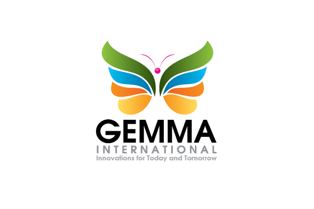 Logo Design by Private User - Entry No. 125 in the Logo Design Contest Artistic Logo Design for Gemma International.