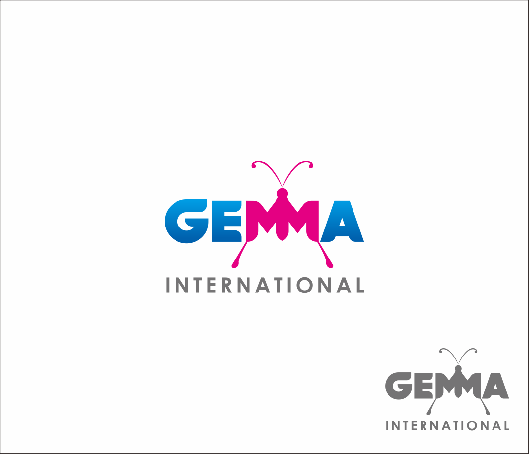 Logo Design by Armada Jamaluddin - Entry No. 126 in the Logo Design Contest Artistic Logo Design for Gemma International.