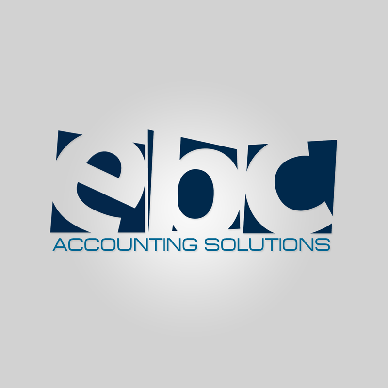 Logo Design by Robert Turla - Entry No. 134 in the Logo Design Contest New Logo Design for EBC Accounting Solutions.