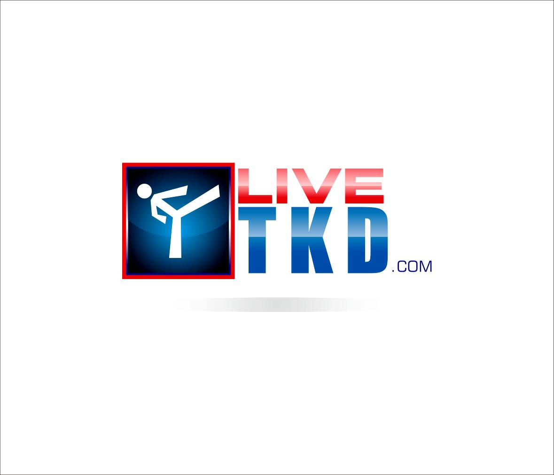 Logo Design by Armada Jamaluddin - Entry No. 112 in the Logo Design Contest New Logo Design for LiveTKD.com.