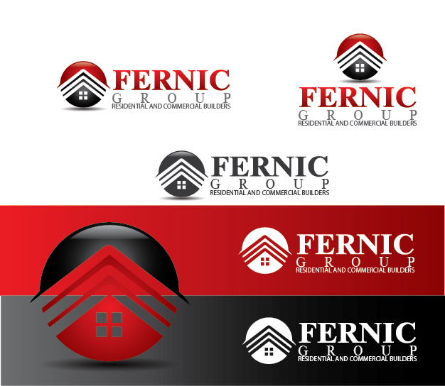 Logo Design by Private User - Entry No. 52 in the Logo Design Contest Artistic Logo Design for Fernic Goup.