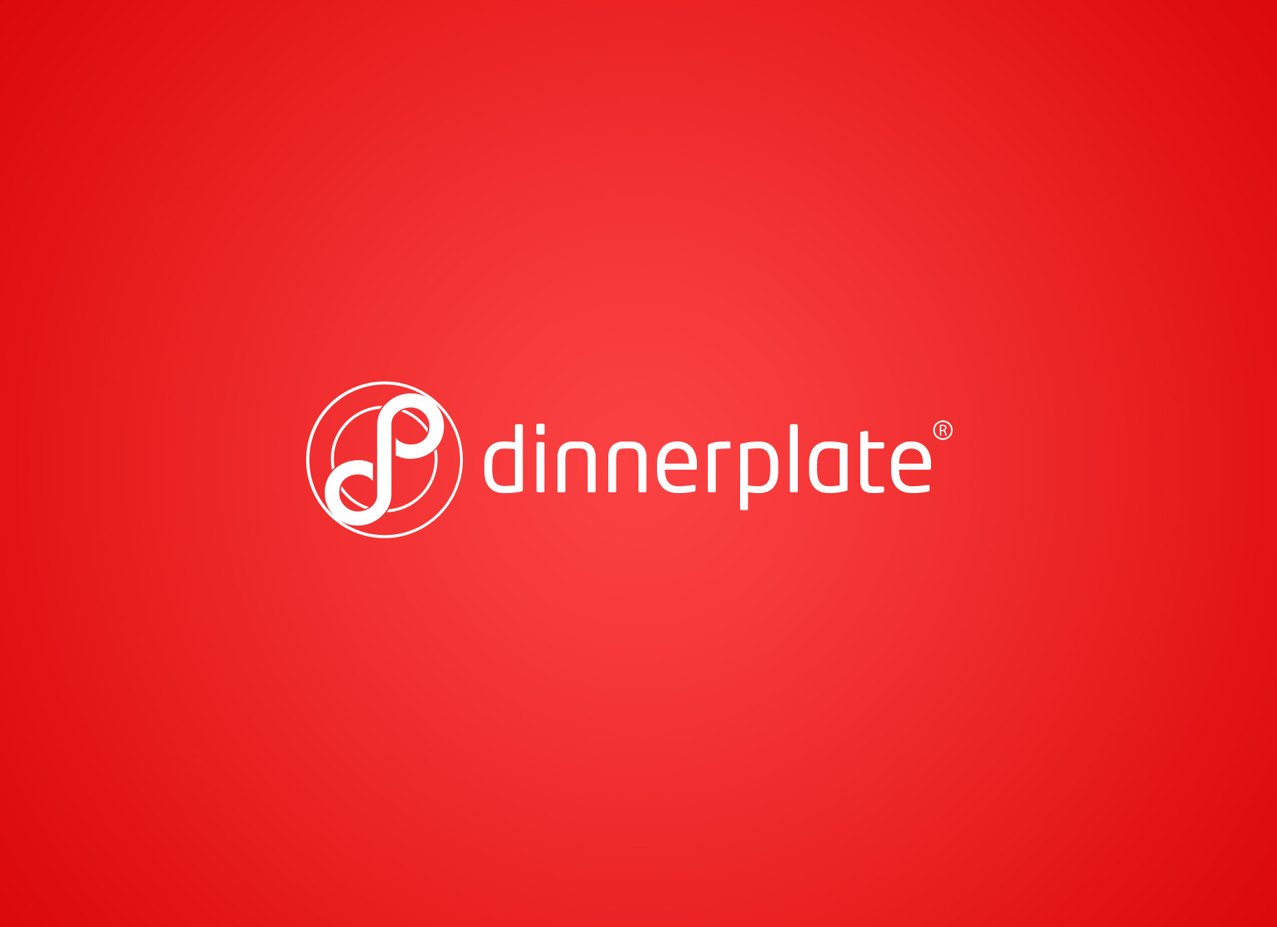 Logo Design by omARTist - Entry No. 99 in the Logo Design Contest Imaginative Logo Design for Dinner Plate.