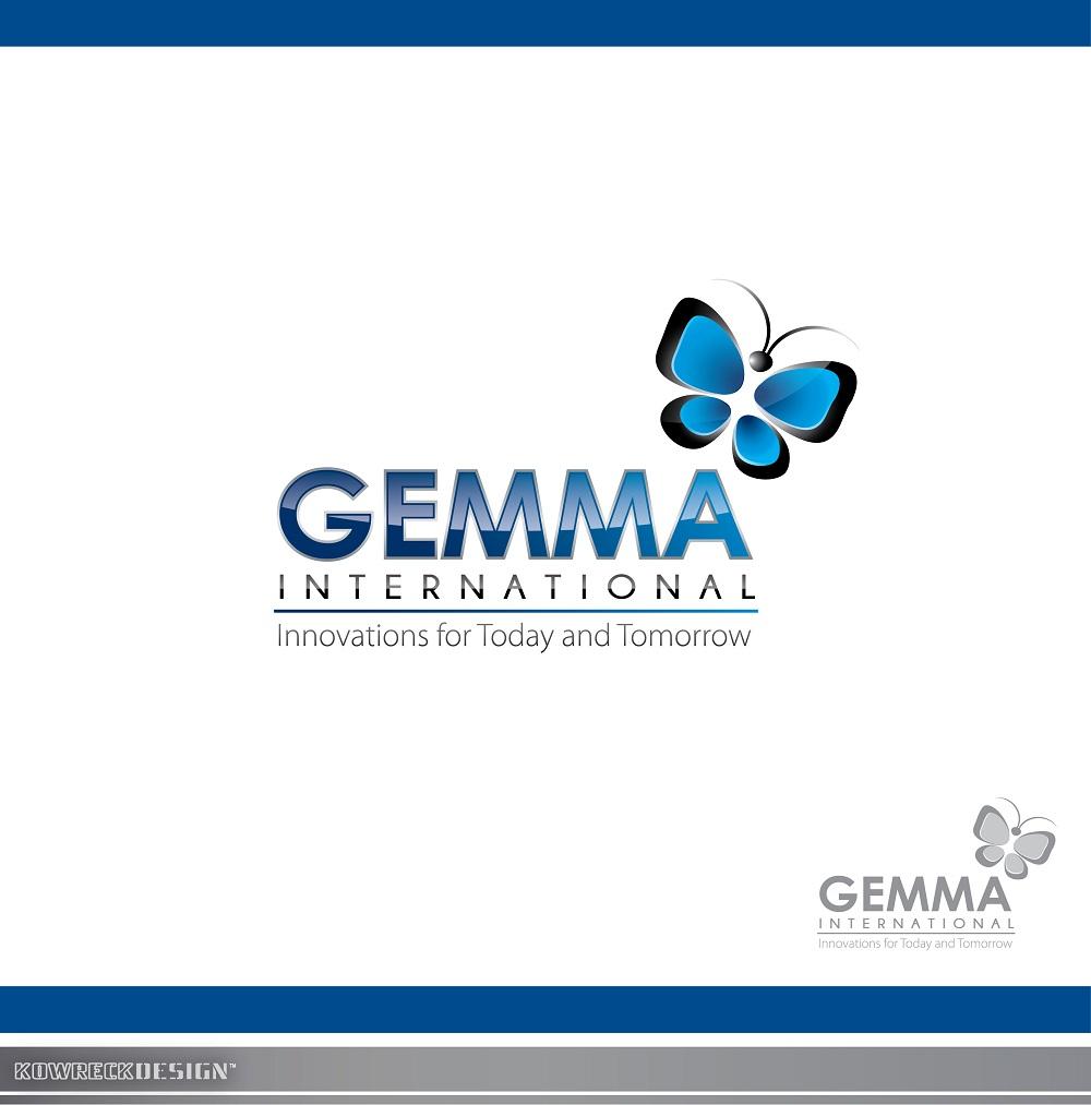 Logo Design by kowreck - Entry No. 132 in the Logo Design Contest Artistic Logo Design for Gemma International.