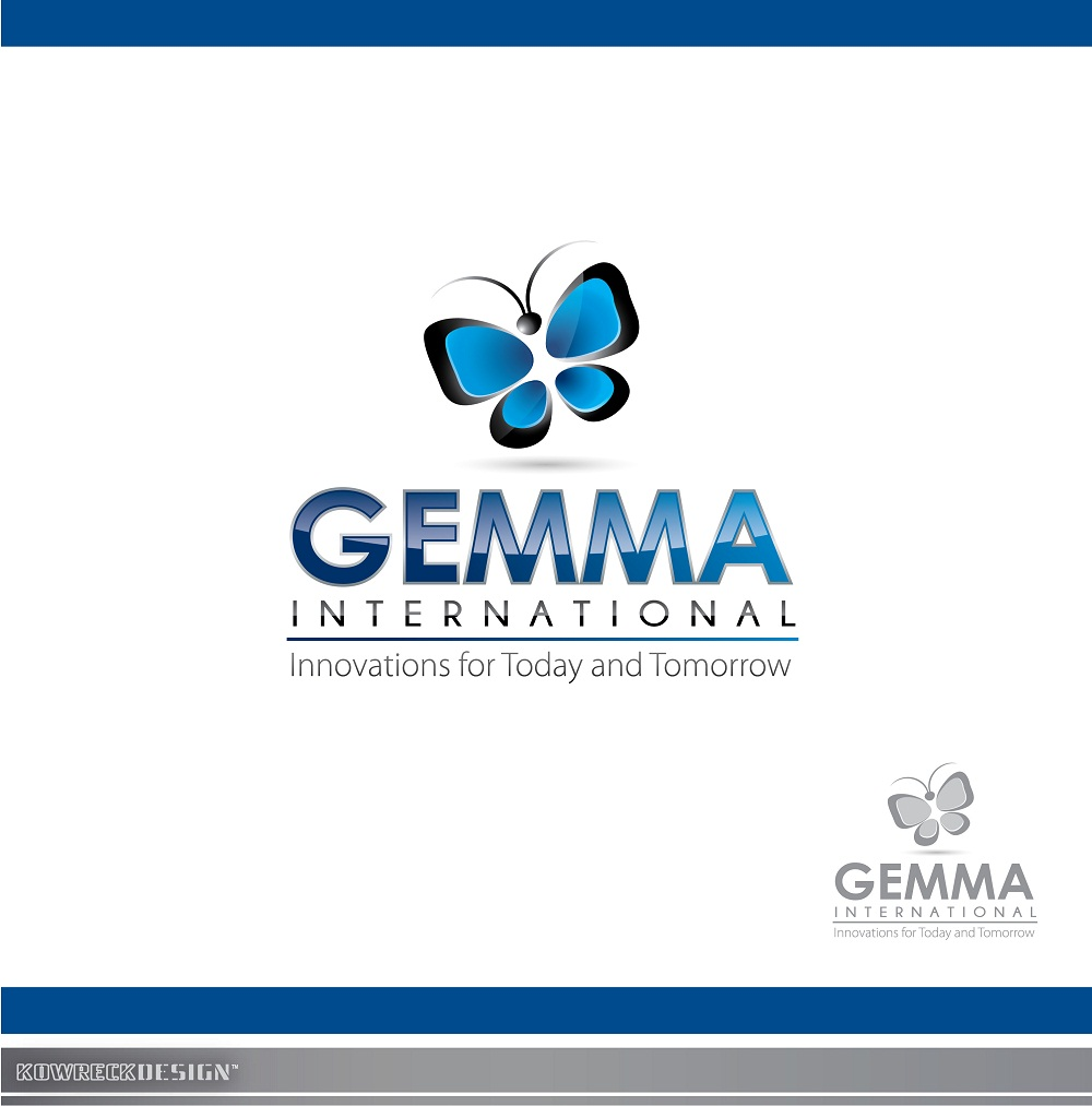 Logo Design by kowreck - Entry No. 133 in the Logo Design Contest Artistic Logo Design for Gemma International.