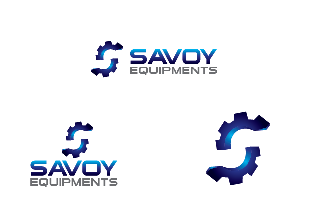 Logo Design by Private User - Entry No. 26 in the Logo Design Contest Inspiring Logo Design for Savoy Equipment Ltd..