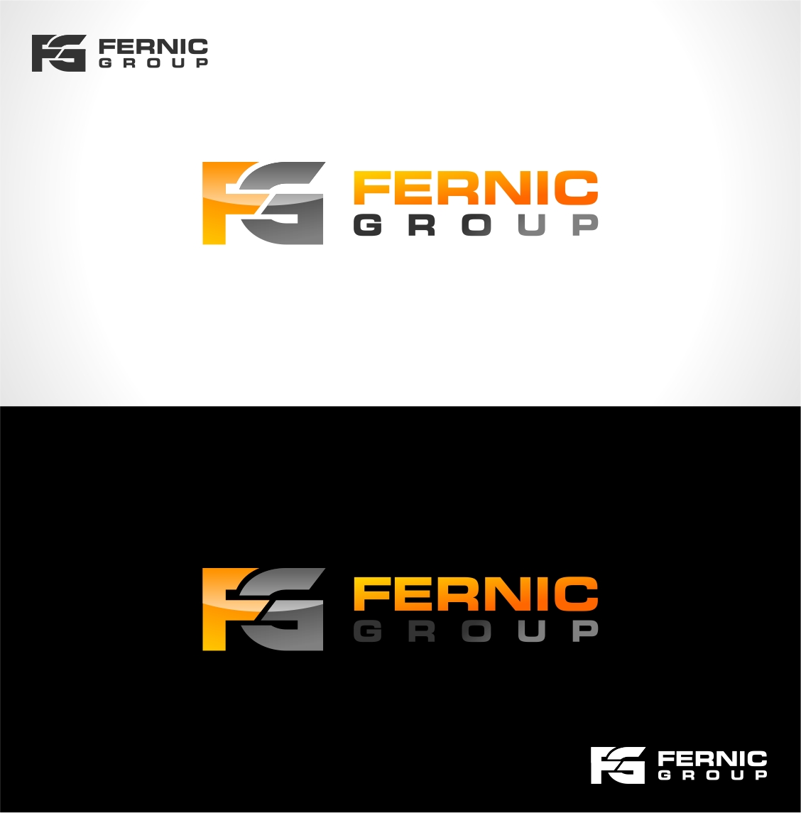 Logo Design by haidu - Entry No. 53 in the Logo Design Contest Artistic Logo Design for Fernic Goup.