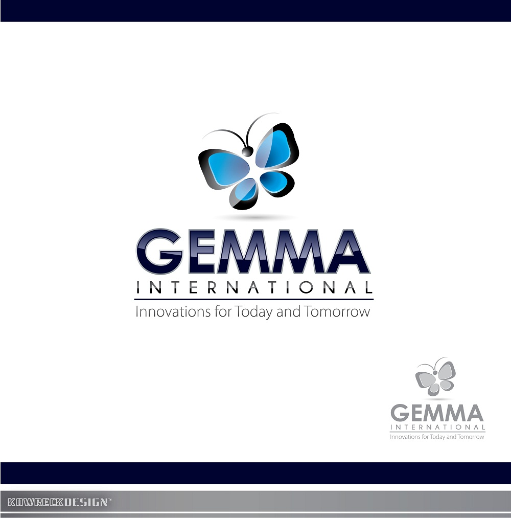Logo Design by kowreck - Entry No. 141 in the Logo Design Contest Artistic Logo Design for Gemma International.