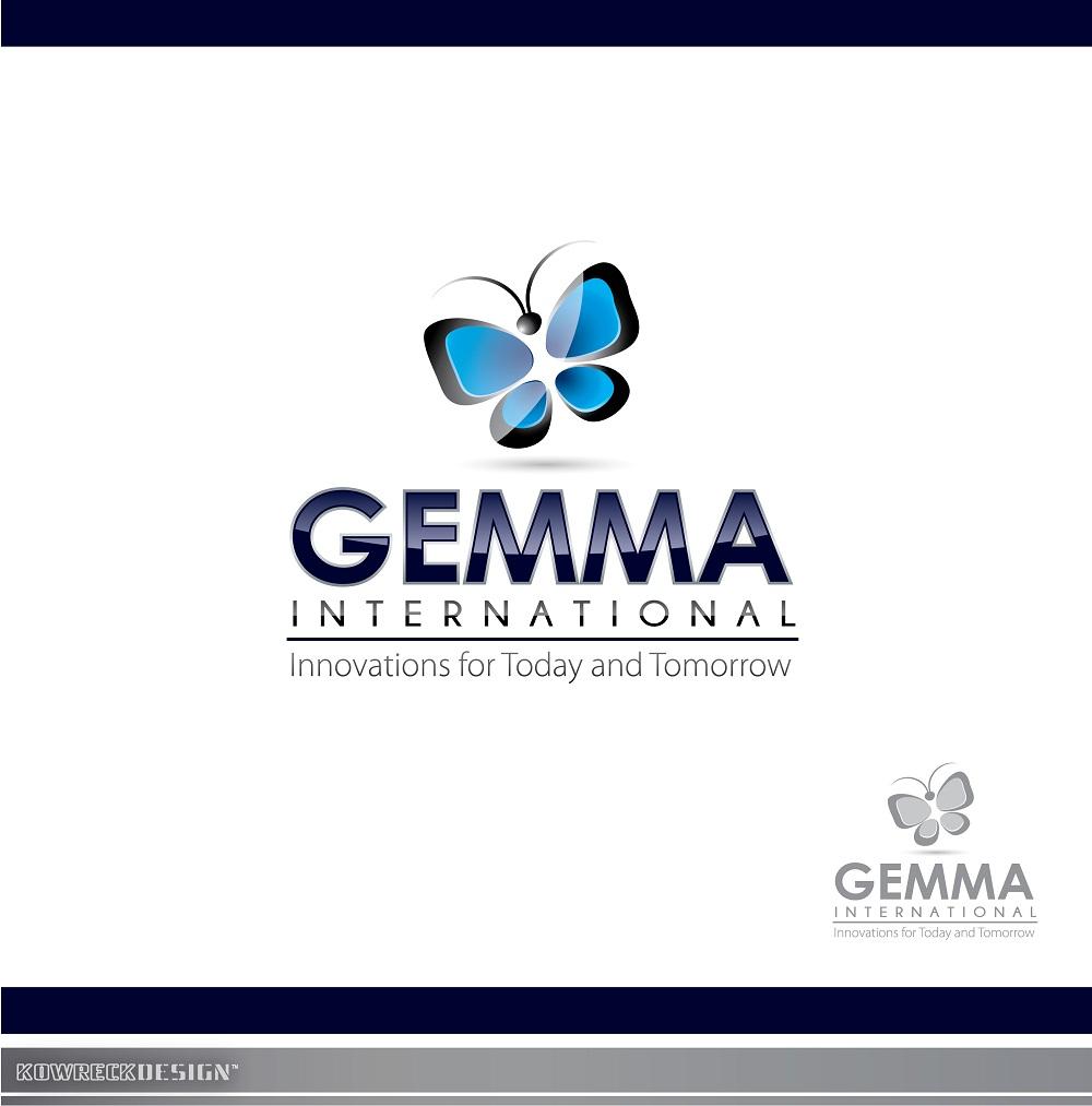 Logo Design by kowreck - Entry No. 141 in the Logo Design Contest Artistic Logo Design for Gemma International.