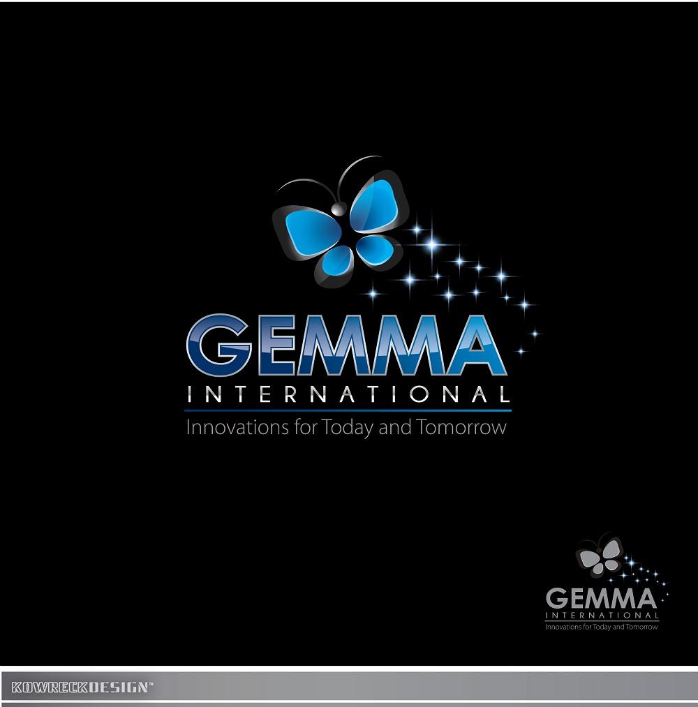 Logo Design by kowreck - Entry No. 143 in the Logo Design Contest Artistic Logo Design for Gemma International.