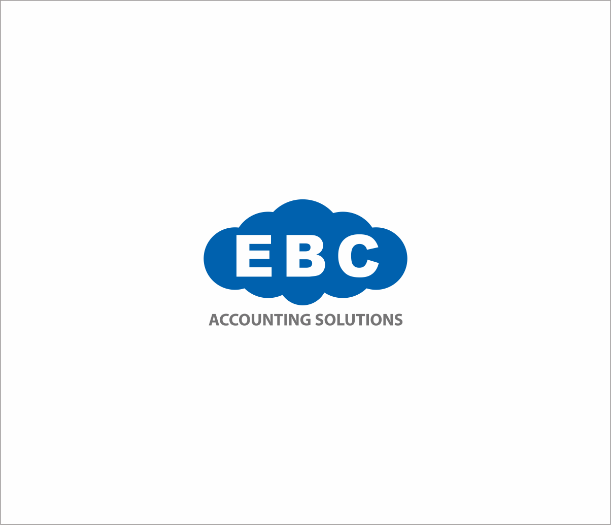 Logo Design by Armada Jamaluddin - Entry No. 162 in the Logo Design Contest New Logo Design for EBC Accounting Solutions.