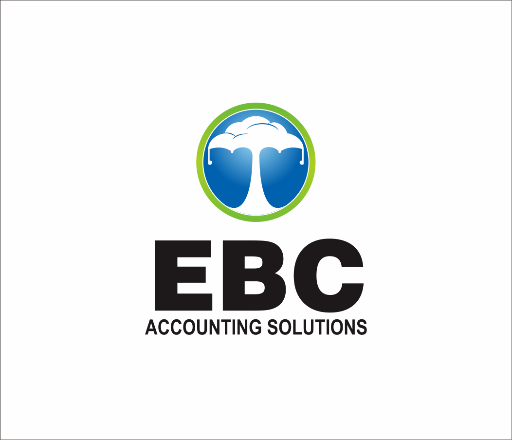Logo Design by Armada Jamaluddin - Entry No. 165 in the Logo Design Contest New Logo Design for EBC Accounting Solutions.