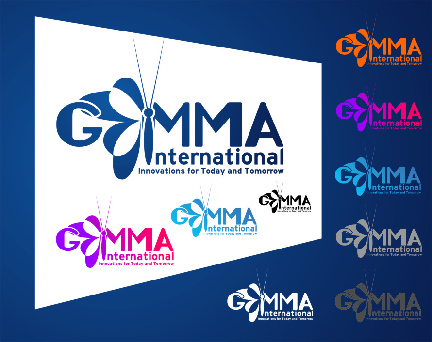 Logo Design by Ngepet_art - Entry No. 144 in the Logo Design Contest Artistic Logo Design for Gemma International.