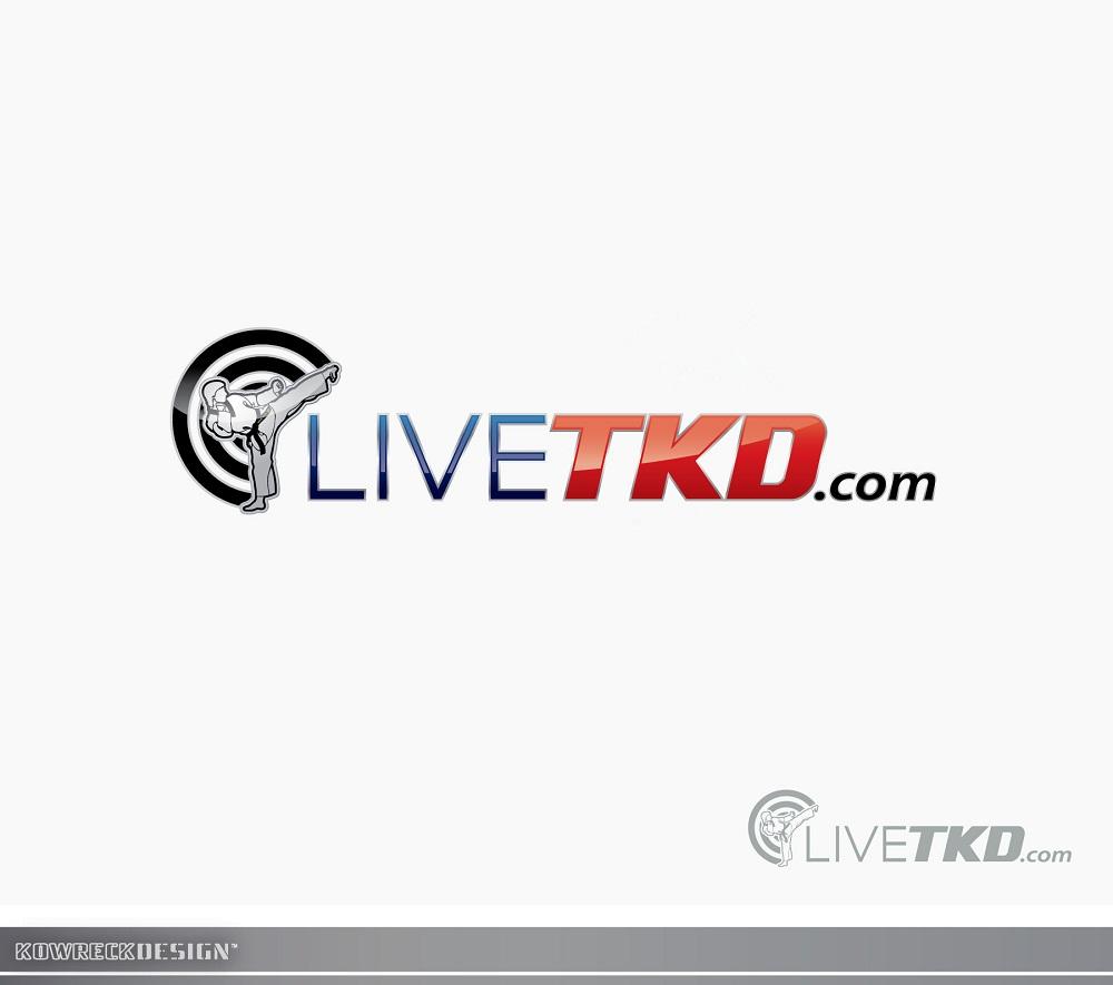 Logo Design by kowreck - Entry No. 123 in the Logo Design Contest New Logo Design for LiveTKD.com.
