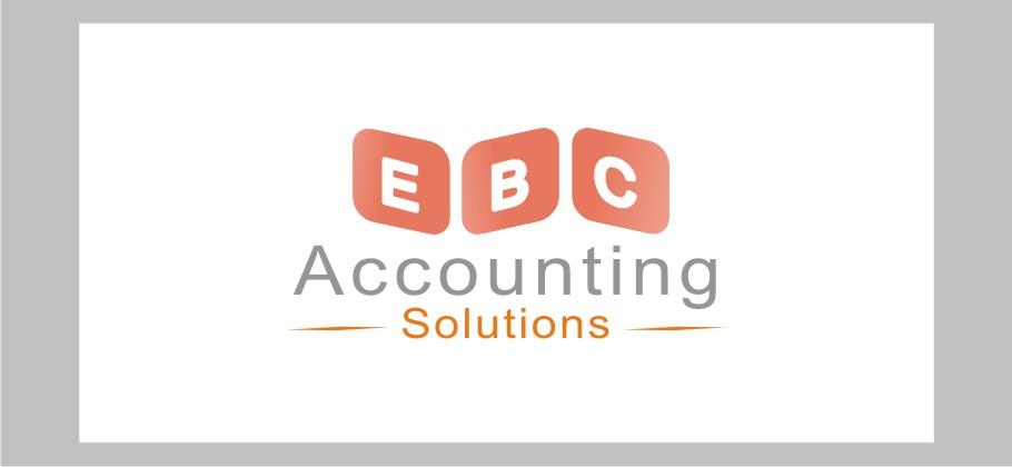 Logo Design by Shailender Kumar - Entry No. 166 in the Logo Design Contest New Logo Design for EBC Accounting Solutions.