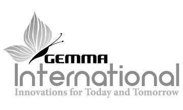 Logo Design by Mobin Asghar - Entry No. 147 in the Logo Design Contest Artistic Logo Design for Gemma International.