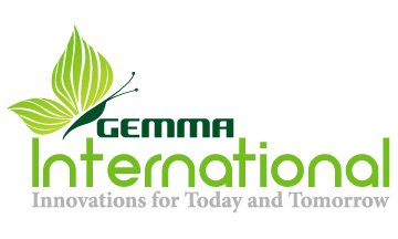 Logo Design by Mobin Asghar - Entry No. 148 in the Logo Design Contest Artistic Logo Design for Gemma International.