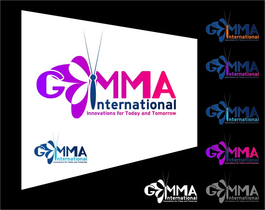 Logo Design by Ngepet_art - Entry No. 151 in the Logo Design Contest Artistic Logo Design for Gemma International.