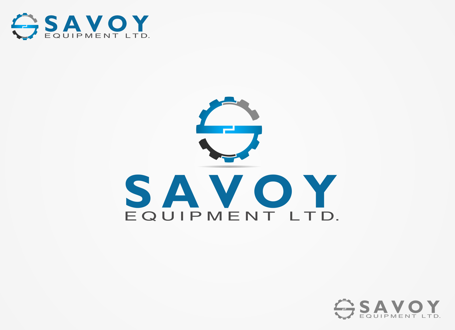 Logo Design by omARTist - Entry No. 28 in the Logo Design Contest Inspiring Logo Design for Savoy Equipment Ltd..