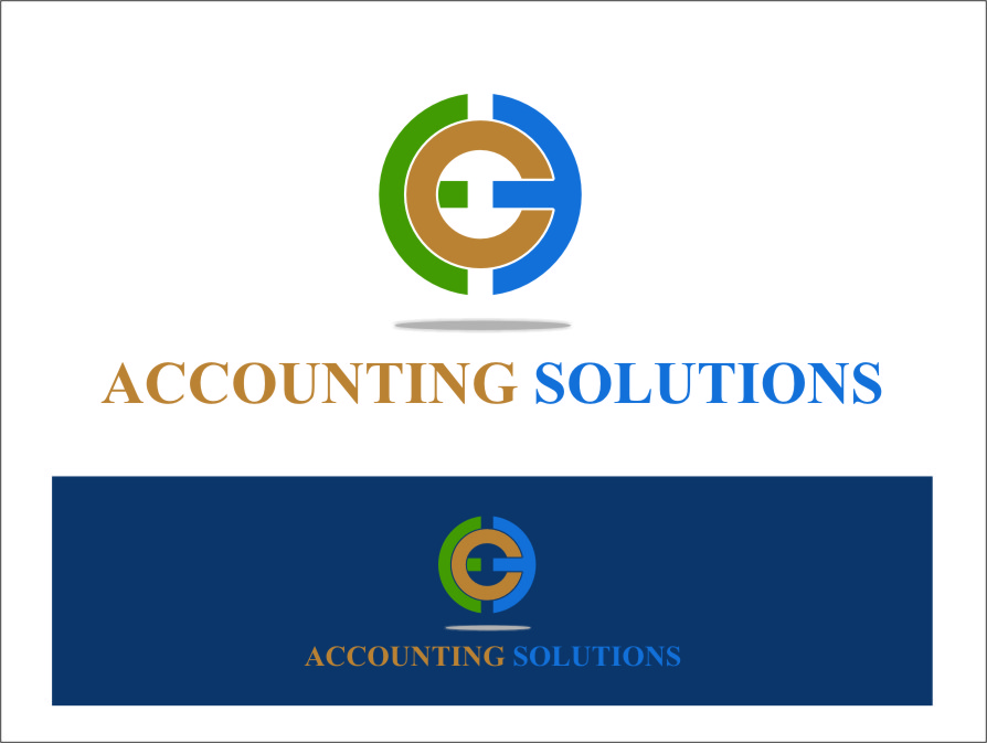 Logo Design by Ngepet_art - Entry No. 173 in the Logo Design Contest New Logo Design for EBC Accounting Solutions.