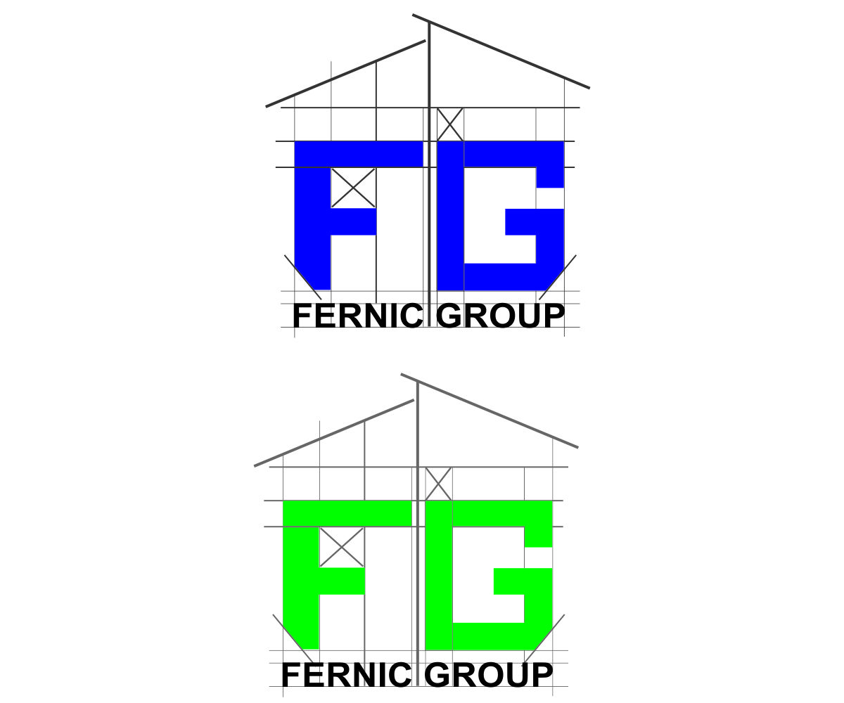 Logo Design by franz - Entry No. 57 in the Logo Design Contest Artistic Logo Design for Fernic Goup.