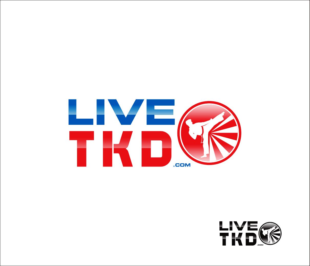 Logo Design by Armada Jamaluddin - Entry No. 136 in the Logo Design Contest New Logo Design for LiveTKD.com.
