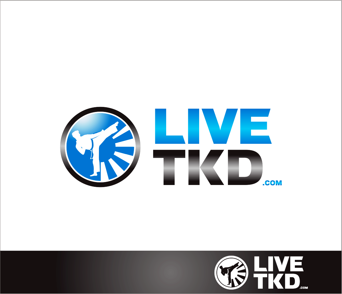 Logo Design by Armada Jamaluddin - Entry No. 137 in the Logo Design Contest New Logo Design for LiveTKD.com.