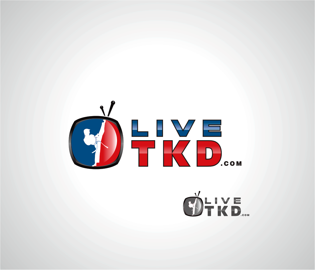 Logo Design by Armada Jamaluddin - Entry No. 140 in the Logo Design Contest New Logo Design for LiveTKD.com.