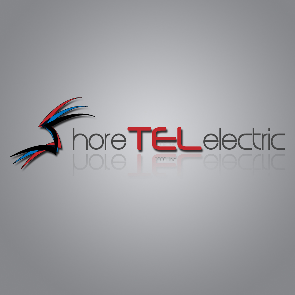 Logo Design by dada45 - Entry No. 128 in the Logo Design Contest Shore Tec Electric 2005 Inc.