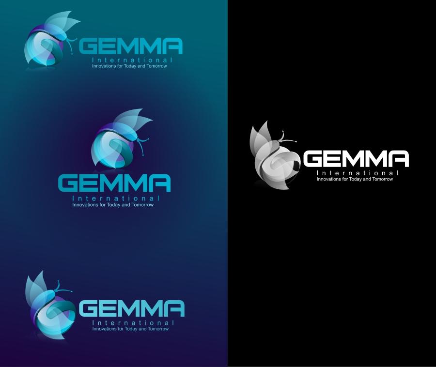 Logo Design by Private User - Entry No. 168 in the Logo Design Contest Artistic Logo Design for Gemma International.