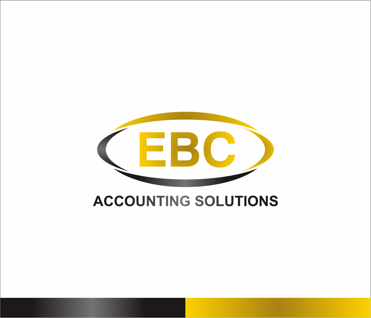 Logo Design by Armada Jamaluddin - Entry No. 218 in the Logo Design Contest New Logo Design for EBC Accounting Solutions.