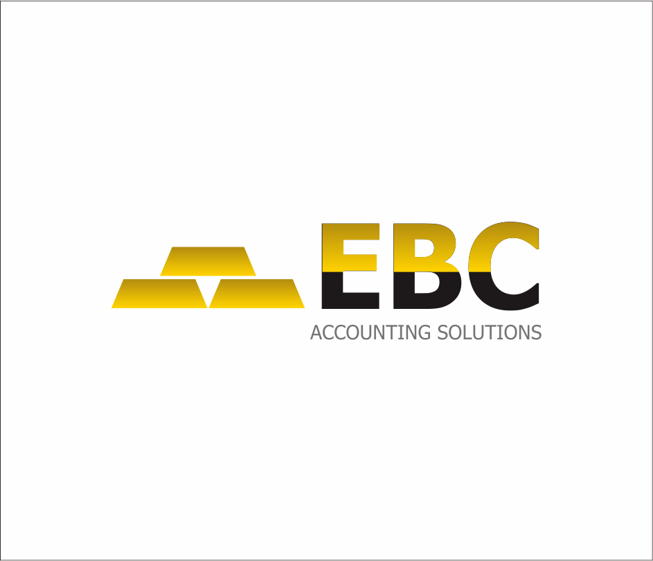 Logo Design by Armada Jamaluddin - Entry No. 223 in the Logo Design Contest New Logo Design for EBC Accounting Solutions.