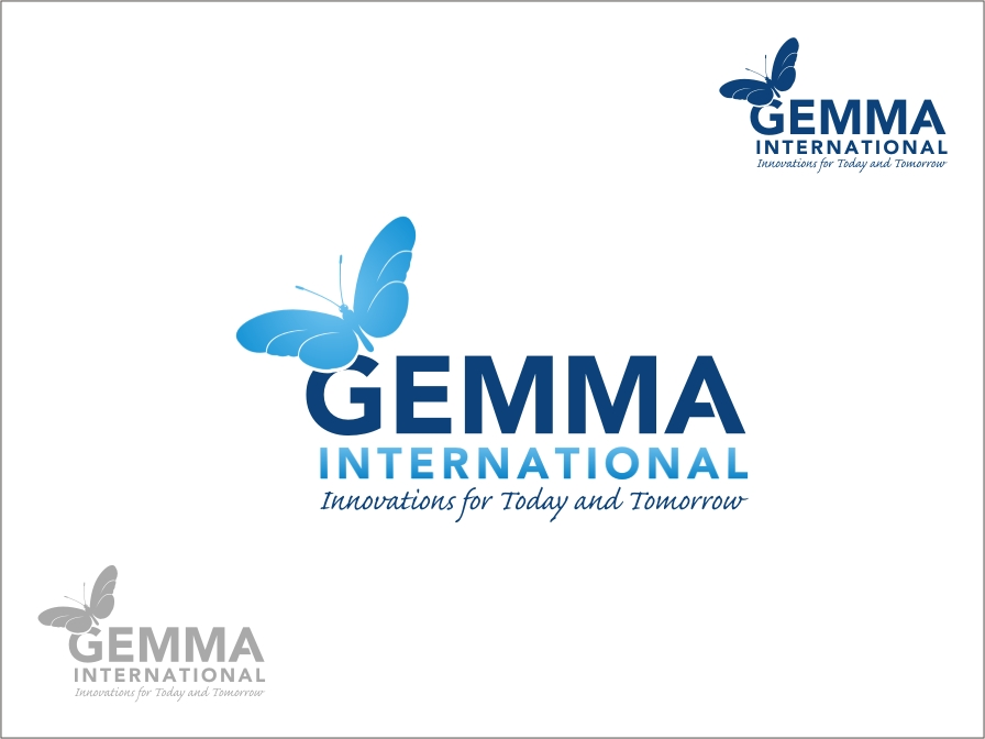 Logo Design by RED HORSE design studio - Entry No. 172 in the Logo Design Contest Artistic Logo Design for Gemma International.