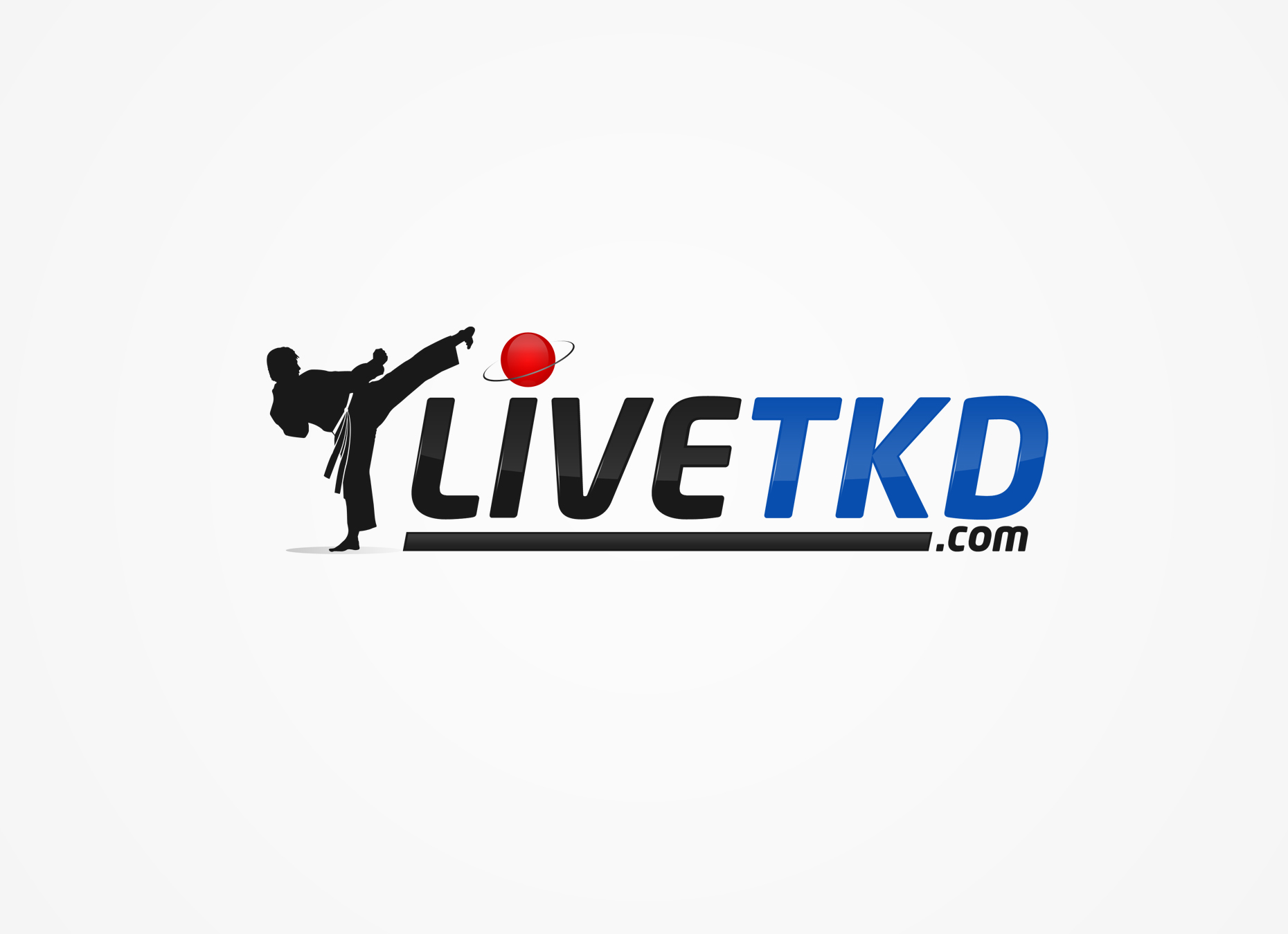 Logo Design by omARTist - Entry No. 142 in the Logo Design Contest New Logo Design for LiveTKD.com.