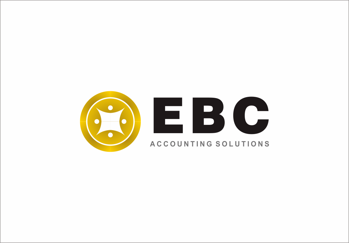 Logo Design by Armada Jamaluddin - Entry No. 229 in the Logo Design Contest New Logo Design for EBC Accounting Solutions.