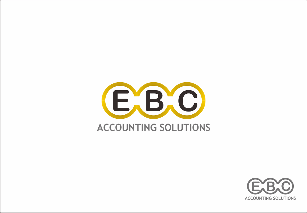 Logo Design by Armada Jamaluddin - Entry No. 234 in the Logo Design Contest New Logo Design for EBC Accounting Solutions.