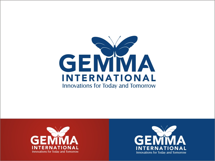 Logo Design by RED HORSE design studio - Entry No. 175 in the Logo Design Contest Artistic Logo Design for Gemma International.