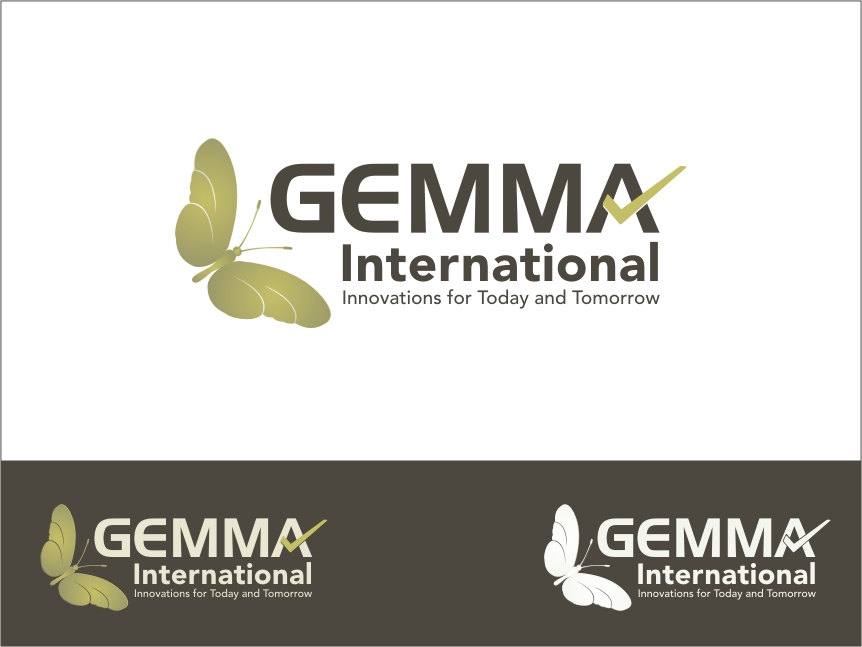 Logo Design by RED HORSE design studio - Entry No. 180 in the Logo Design Contest Artistic Logo Design for Gemma International.