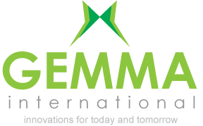 Logo Design by Private User - Entry No. 181 in the Logo Design Contest Artistic Logo Design for Gemma International.