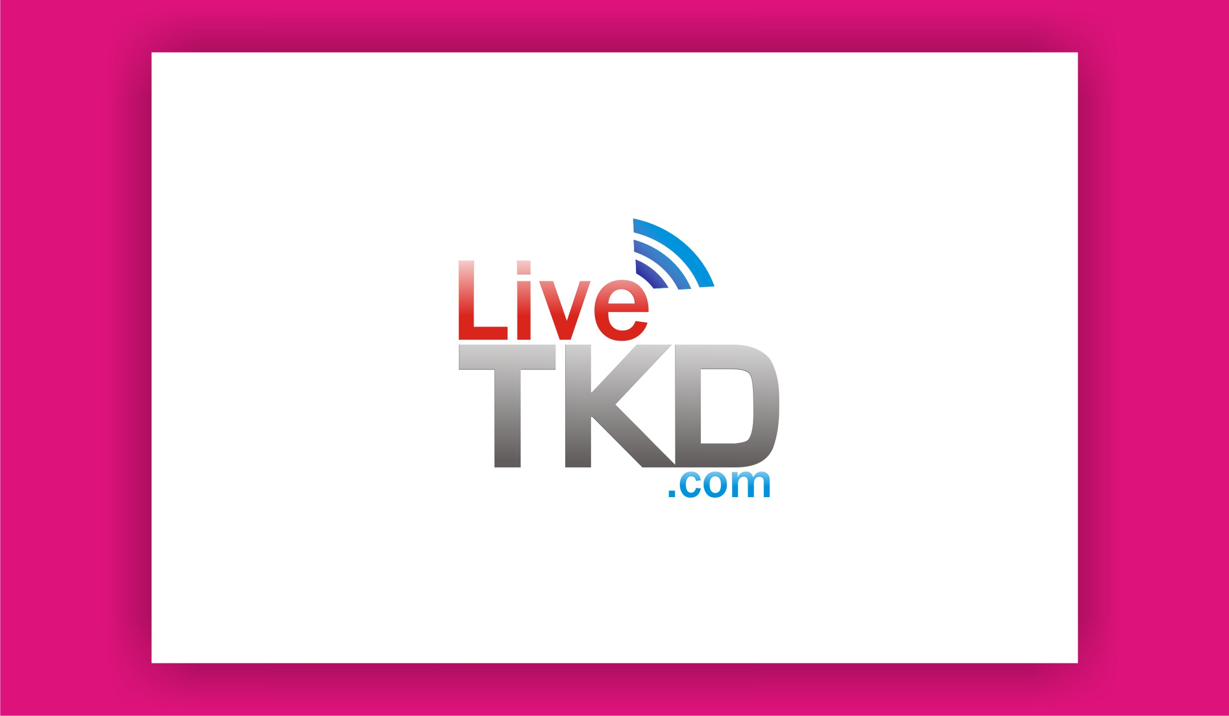 Logo Design by Shailender Kumar - Entry No. 144 in the Logo Design Contest New Logo Design for LiveTKD.com.
