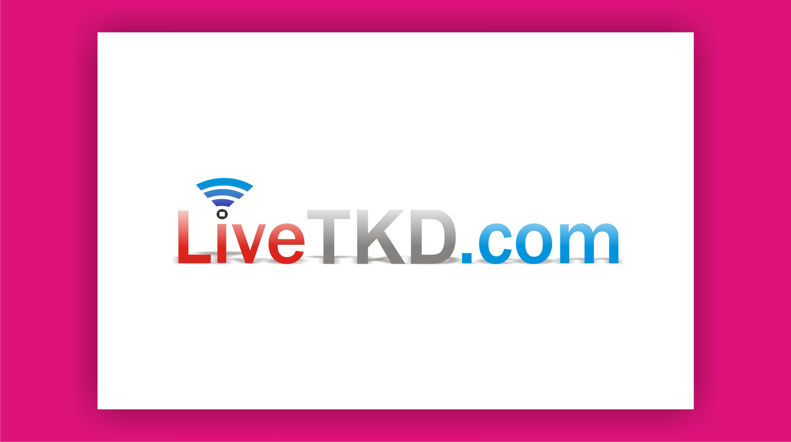 Logo Design by Shailender Kumar - Entry No. 145 in the Logo Design Contest New Logo Design for LiveTKD.com.