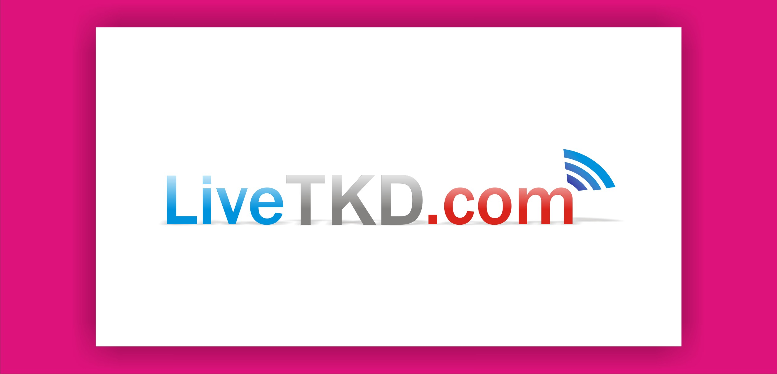Logo Design by Shailender Kumar - Entry No. 146 in the Logo Design Contest New Logo Design for LiveTKD.com.