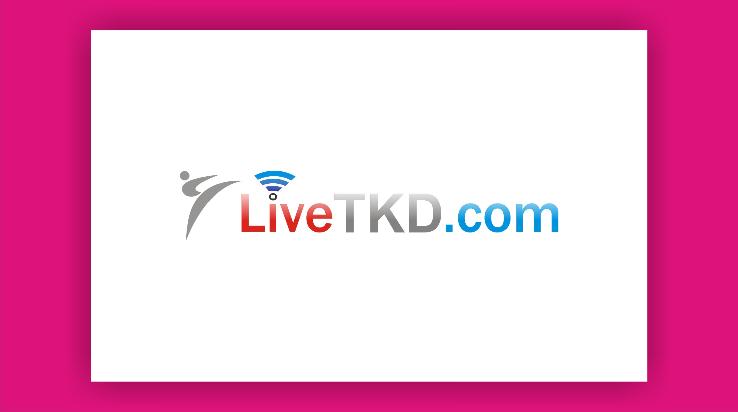Logo Design by Shailender Kumar - Entry No. 147 in the Logo Design Contest New Logo Design for LiveTKD.com.