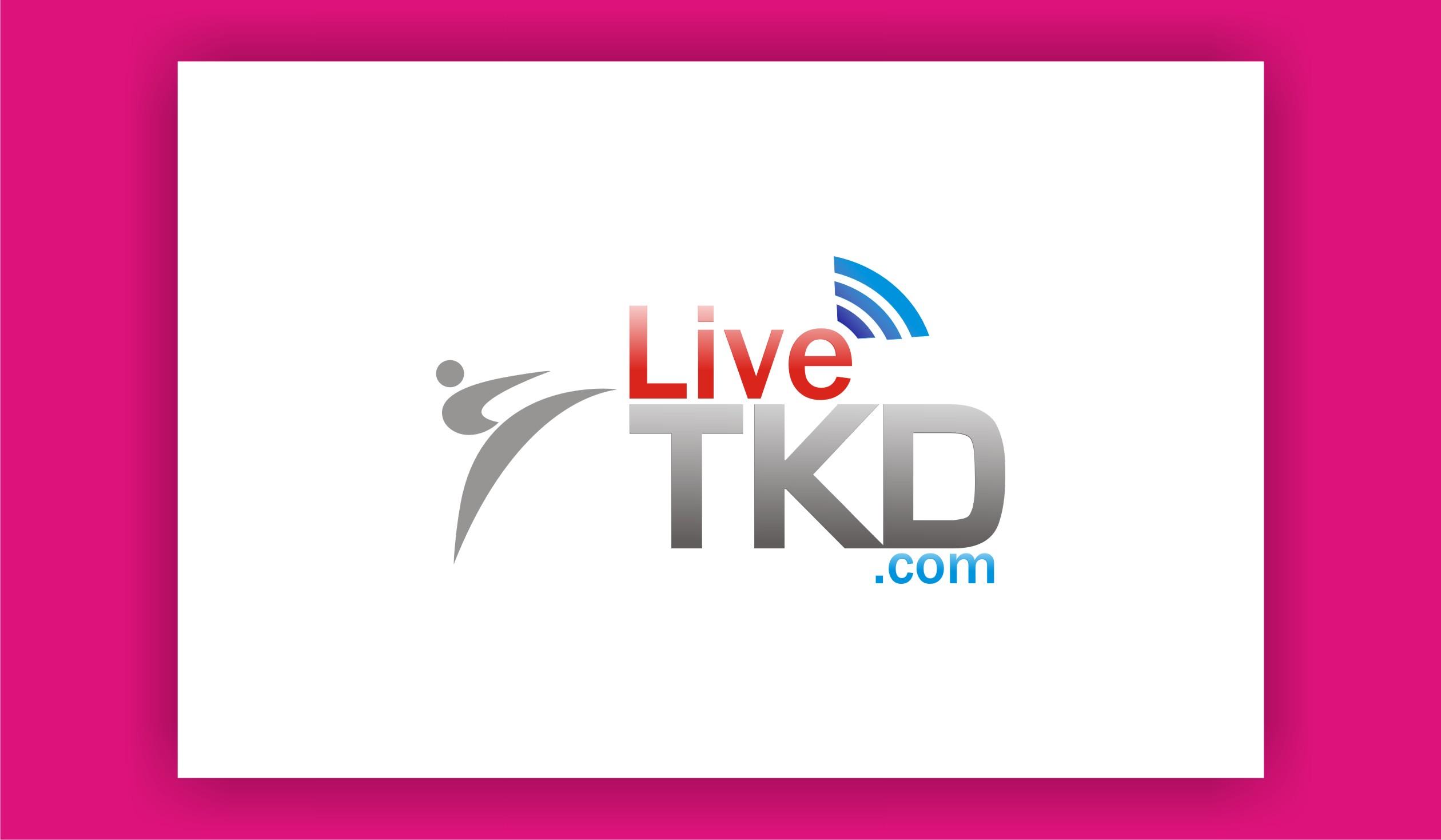 Logo Design by Shailender Kumar - Entry No. 148 in the Logo Design Contest New Logo Design for LiveTKD.com.