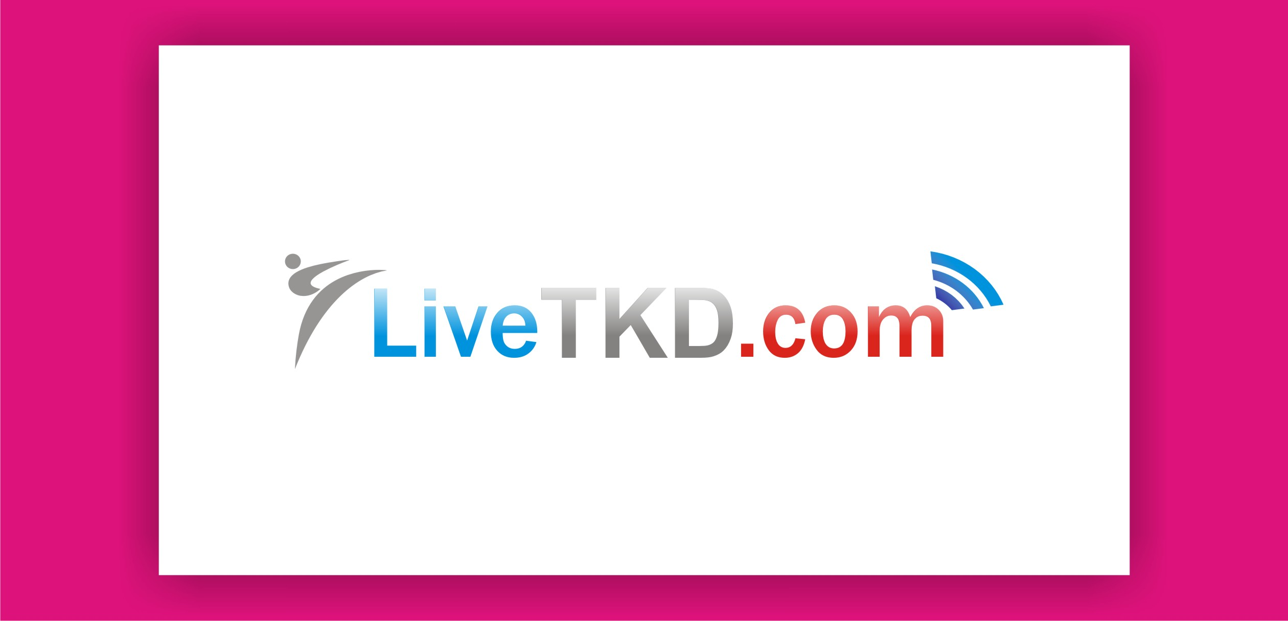 Logo Design by Shailender Kumar - Entry No. 149 in the Logo Design Contest New Logo Design for LiveTKD.com.