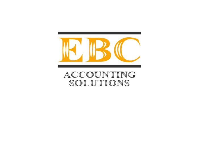 Logo Design by JaroslavProcka - Entry No. 248 in the Logo Design Contest New Logo Design for EBC Accounting Solutions.