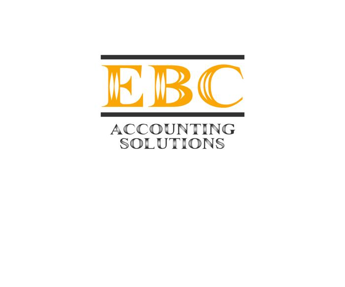 Logo Design by JaroslavProcka - Entry No. 248 in the Logo Design Contest New Logo Design for EBC Accounting Solutions.