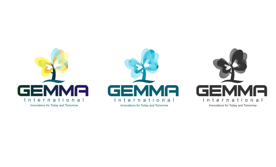 Logo Design by Private User - Entry No. 192 in the Logo Design Contest Artistic Logo Design for Gemma International.