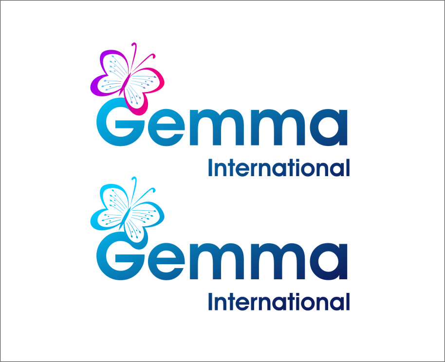 Logo Design by Ngepet_art - Entry No. 193 in the Logo Design Contest Artistic Logo Design for Gemma International.