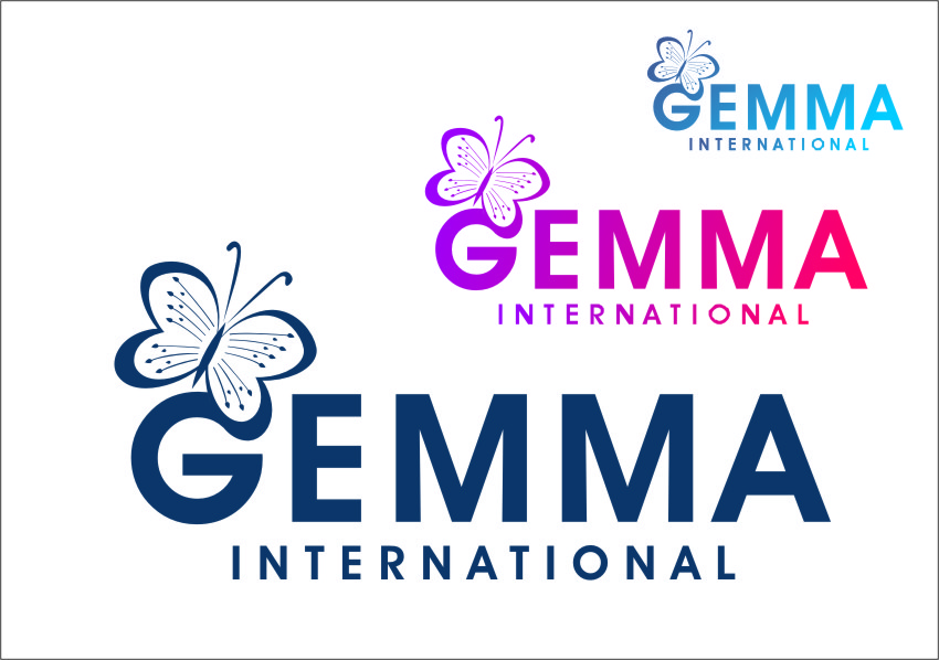 Logo Design by RasYa Muhammad Athaya - Entry No. 195 in the Logo Design Contest Artistic Logo Design for Gemma International.